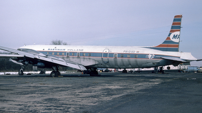 PH-DSO - Douglas DC-7C Seven Seas - Martinair Holland