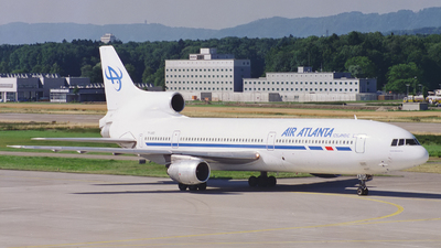 TF-ABD - Lockheed L-1011-100 Tristar - Air Atlanta Icelandic