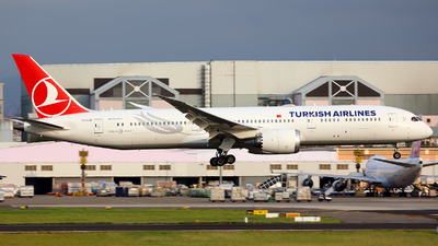 A picture of TCLLD - Boeing 7879 Dreamliner - Turkish Airlines - © AIRSHI