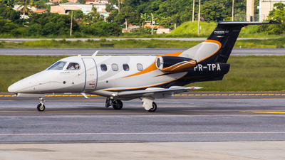 PR-TPA - Embraer 500 Phenom 100 - Private