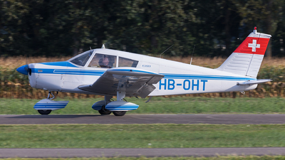 HB-OHT - Piper PA-28-160 Cherokee - Private