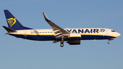 EI-FZB - Boeing 737-8AS - Ryanair