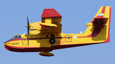 2044 - Canadair CL-415 - Greece - Air Force