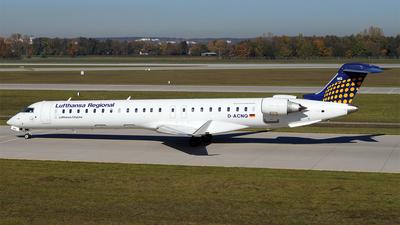 D-ACNQ - Bombardier CRJ-900 - Eurowings