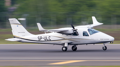 SP-ULC - Tecnam P2006T - Smart Aviation
