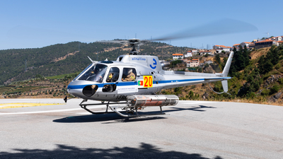 A picture of IFRAT - Airbus Helicopters H125 Ecureuil - [4720] - © Carlos Miguel Seabra