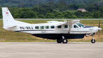 PK-BVJ - Cessna 208B Grand Caravan - Susi Air