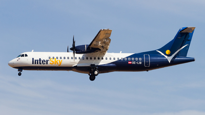 OE-LIB - ATR 72-212A(600) - InterSky