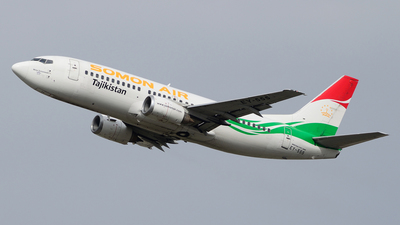 EY-555 - Boeing 737-3Y5 - Somon Air