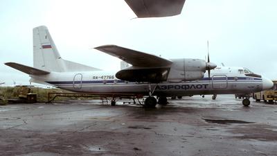 RA-47766 - Antonov An-24B - Aeroflot