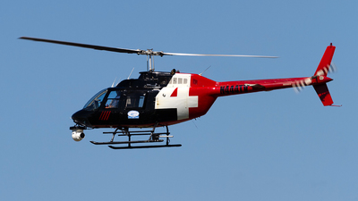 A picture of N444TV - Bell 206B - [3501] - © Jeremy D. Dando