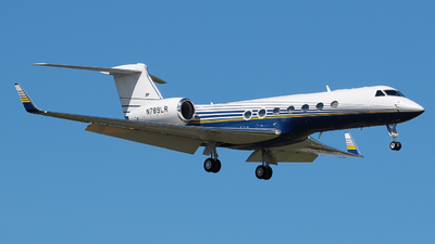 N789LR - Gulfstream G550 - Private