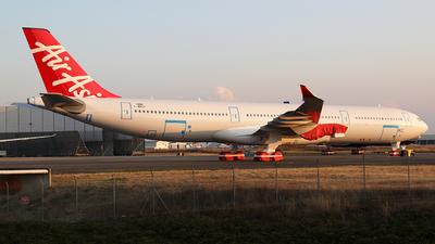 F-WWCX - Airbus A330-941 - AirAsia X