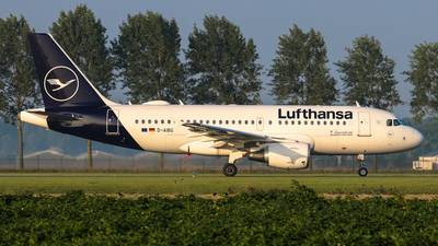 A picture of DAIBG - Airbus A319112 - Lufthansa - © Kees Marijs