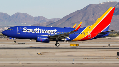 N7729A - Boeing 737-76N - Southwest Airlines