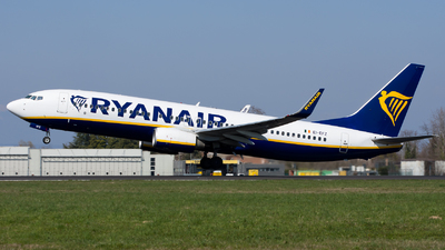 EI-EFZ - Boeing 737-8AS - Ryanair