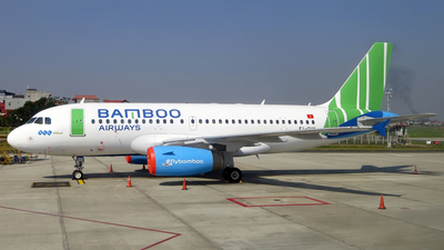 EI-GHX - Airbus A319-132 - Bamboo Airways