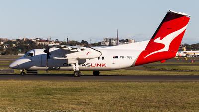 VH-TQG - Bombardier Dash 8-Q201 - QantasLink