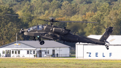 17-03146 - Boeing AH-64E Apache Guardian - United States - US Army