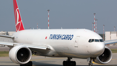 TC-LJL - Boeing 777-FF2 - Turkish Airlines Cargo