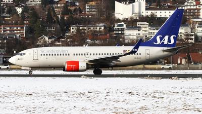 A picture of SERJS - Boeing 73776N - [32684] - © Rafal Pruszkowski