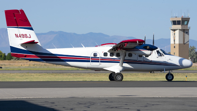 N49SJ - De Havilland Canada DHC-6-300 Twin Otter - United States - Department of Interior