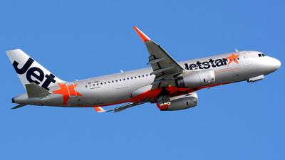 9V-JSR - Airbus A320-232 - Jetstar Asia Airways