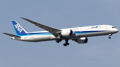 JA901A - Boeing 787-10 Dreamliner - All Nippon Airways (Air Japan)