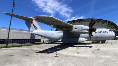 F-WWMT - Airbus A400M - Airbus - Flightradar24