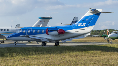 YV-602T - Hawker Beechcraft 400A - Private