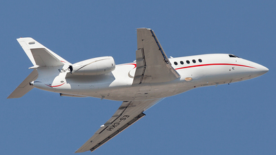 ES-CKH - Dassault Falcon 2000 - Fort Aero