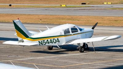 N54404 - Piper PA-28-140 Cherokee Cruiser - Private