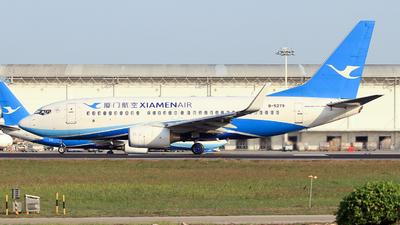 B-5279 - Boeing 737-75C - Xiamen Airlines