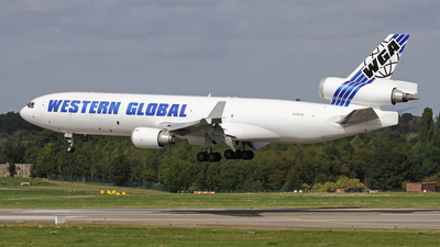 N799JN - McDonnell Douglas MD-11(F) - Western Global Airlines