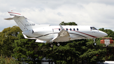 A picture of XAESP - Hawker 900XP - [HA0068] - © Pablo Alvarado