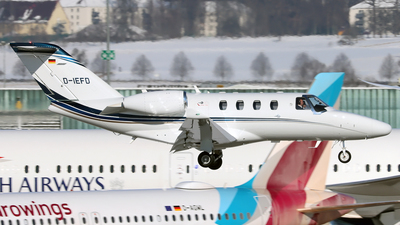 D-IEFD - Cessna Citation M2 - E-Aviation