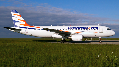 OK-HCB - Airbus A320-214 - SmartWings (Holidays Czech Airlines)