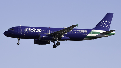 A picture of N531JL - Airbus A320232 - JetBlue Airways - © Sebastian C