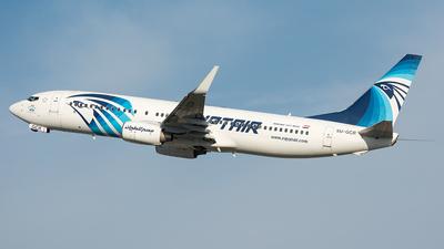 SU-GCR - Boeing 737-866 - EgyptAir