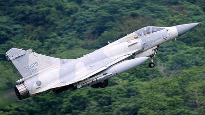 2008 - Dassault Mirage 2000-5EI - Taiwan - Air Force