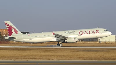 A7-ADV - Airbus A321-231 - Qatar Airways