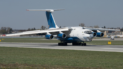 4K-78131 - Ilyushin IL-76TD - Azerbaijan - Air Force