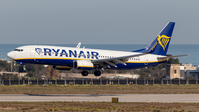 9H-QEB - Boeing 737-8AS - Ryanair (Malta Air)