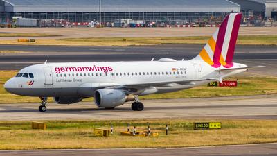 A picture of DAKNI - Airbus A319112 - Eurowings - © Ricardo Mungarro - MAS Aviation Press