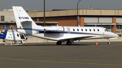 N753MS - Cessna 680 Citation Sovereign - Private