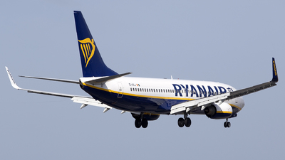 A picture of EIDCJ - Boeing 7378AS - Ryanair - © José Ferraz