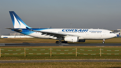 F-HBIL - Airbus A330-243 - Corsair International