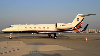 N450PU - Gulfstream G450 - Private