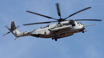 162480  - Sikorsky CH-53E Super Stallion - United States - US Marine Corps (USMC)