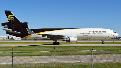 N283UP - McDonnell Douglas MD-11(F) - United Parcel Service (UPS)